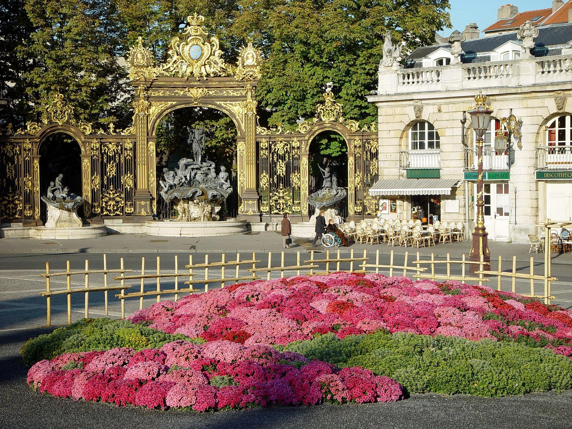 Куда поехать осенью во Франции?
