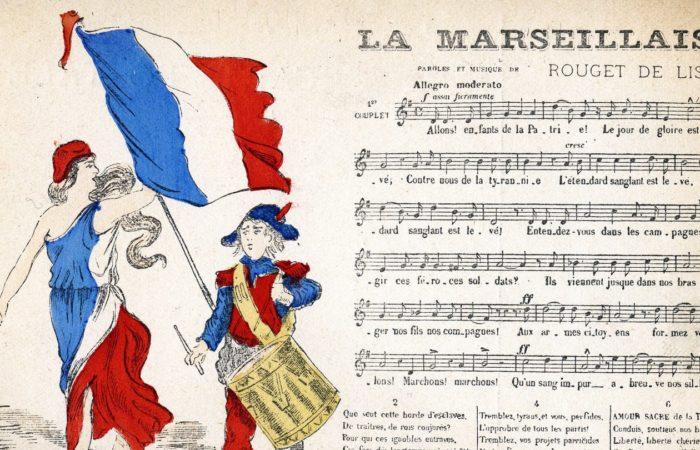 Гимн Франции «Марсельеза» – учим слова