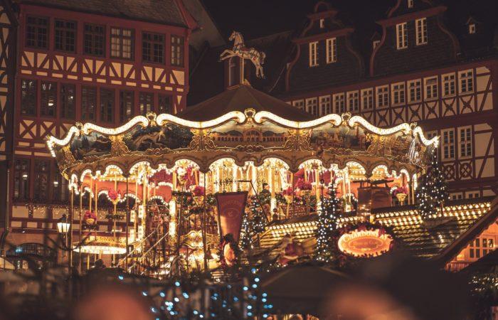 Фото: Как готовятся и отмечают Новый год и Рождество во Франции?