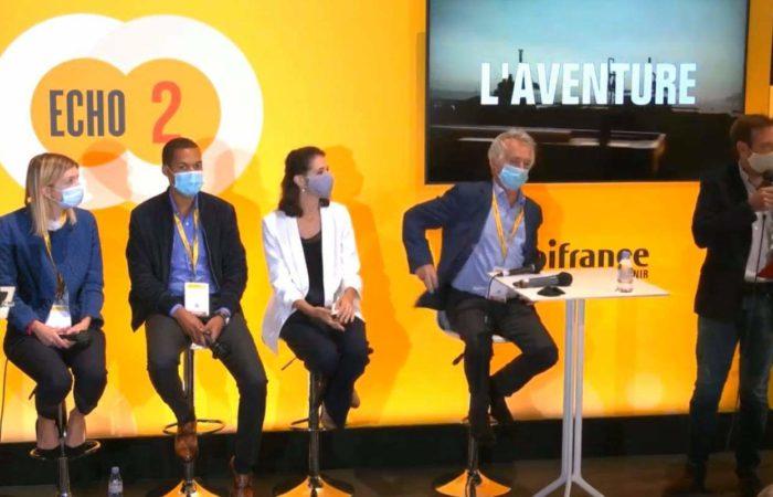 Фото: О мире бизнеса из Салона предпринимателей в Париже 2020