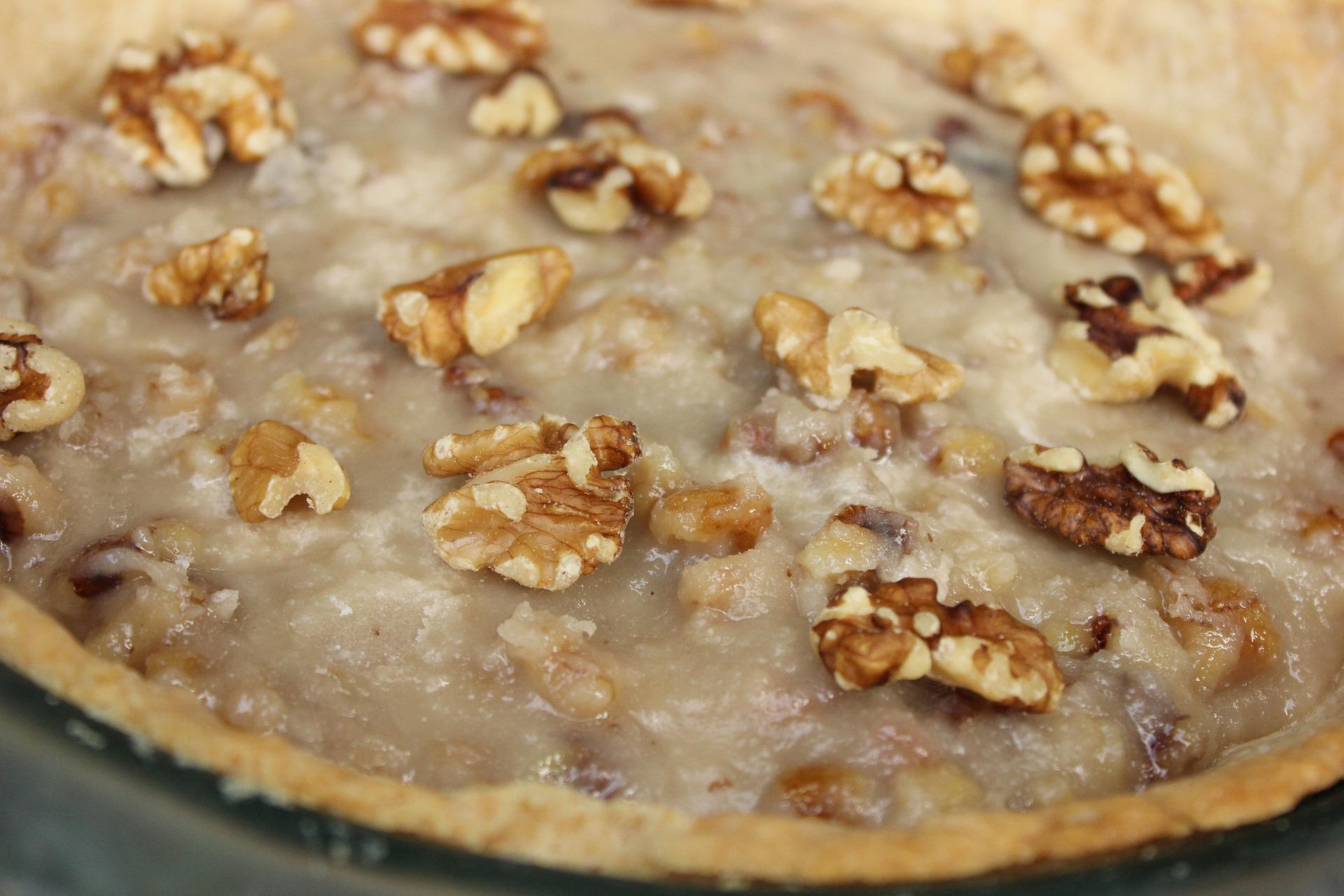 Ореховый тарт как из буланжери