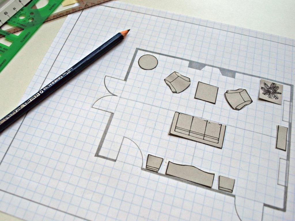 Дизайн жилья самостоятельно: планировочное решение