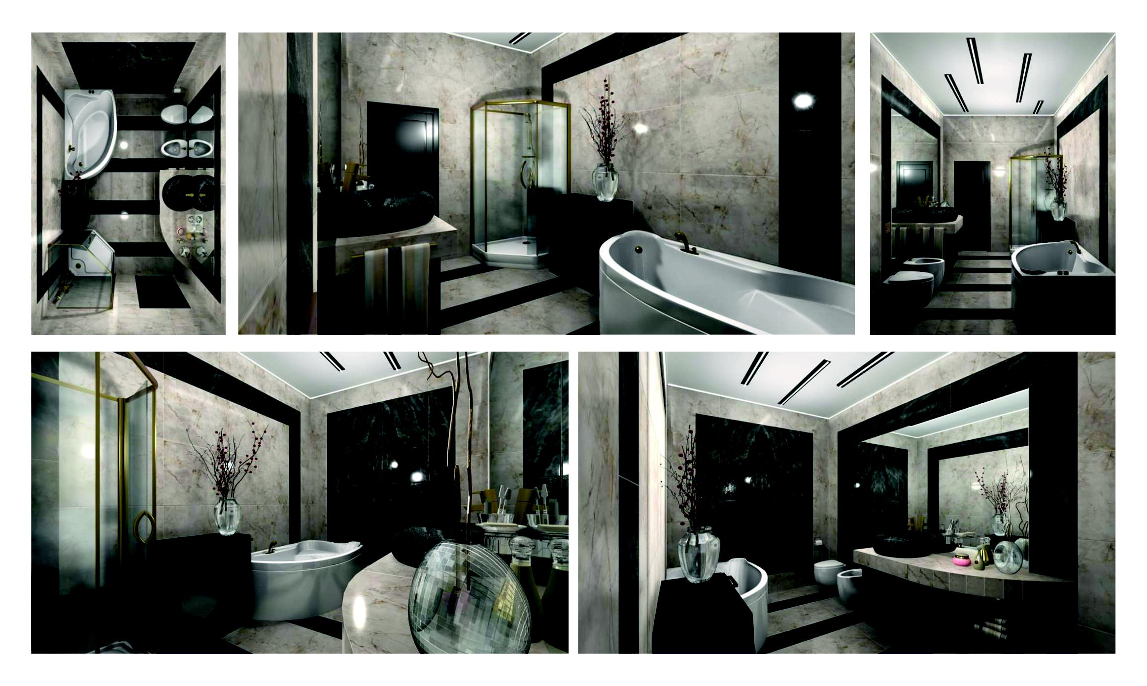 Дизайн жилья самостоятельно: ванная