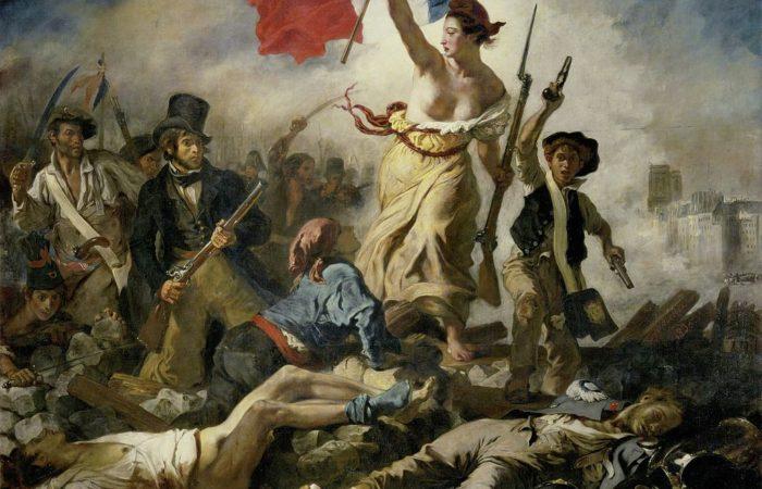 Фото: Символы Французской республики сегодня