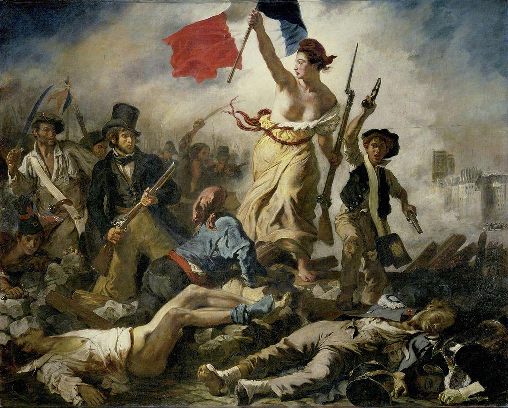 Символы Французской республики сегодня