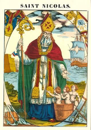 Чудо Святого Николая