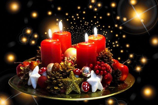 Рождественские символы и традиции во Франции
