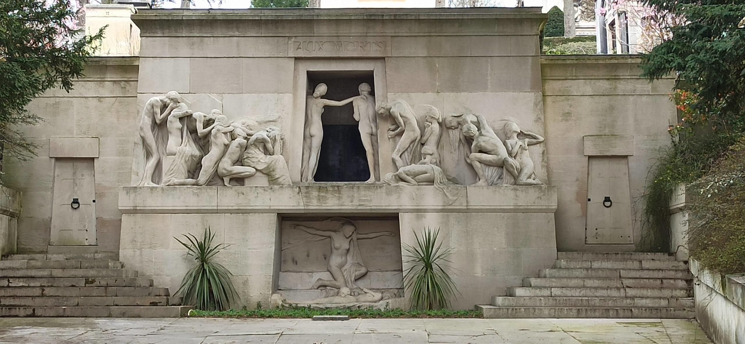 Кладбище Пер-Лашез в Париже: музей и красивый парк