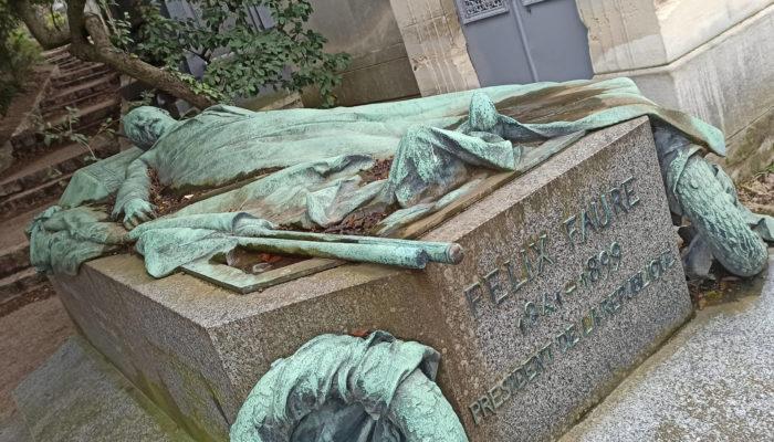 Впервые в Париже пройдет мереприятие, посвященное…кладбищам