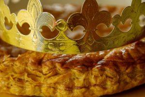 «Галета Королей» с марципаном экспресс рецепт