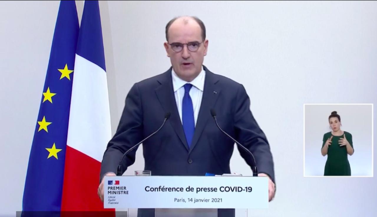 Комендантский час во Франции: новые меры и информация