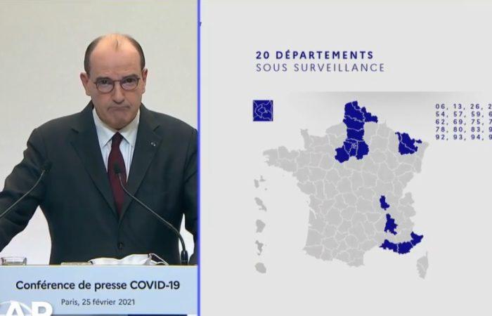 Фото: Франция на пути к локальному карантину: 20 департаментов под прицелом
