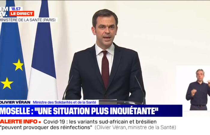 Фото: Эпидемия коронавируса во Франции: ситуация на 11 февраля 2021
