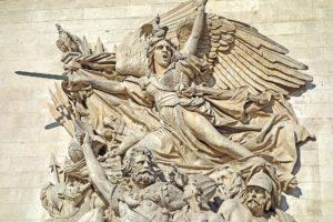 Как празднуют 8 мая  День Победы во Франции
