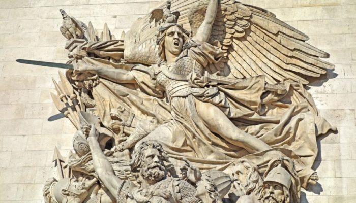 Как празднуют 8 мая – День Победы во Франции
