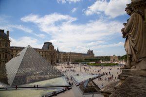 Открытие музеев во Франции  выставки, которые стоит посетить
