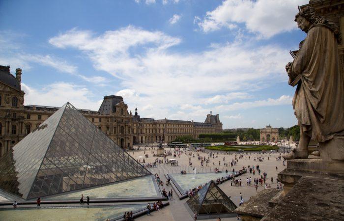 Фото: Открытие музеев во Франции: выставки, которые стоит посетить