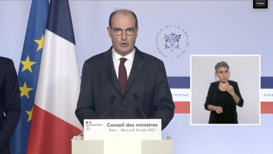 Снятие ограничений во Франции: комендантский час, ношение маски на улице