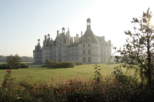 Castel Chateau Chambord Tours